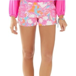Lilly Pulitzer Adie Shorely shorts